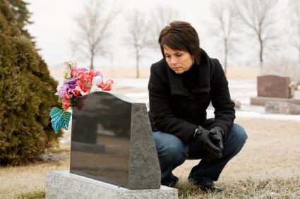 funeralscene